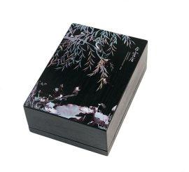 高丽参保健品木制包装盒 高丽参保健品木制包装盒设计 高档木盒 高丽参保健品木制包装盒生产厂家