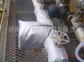 柔性隔热实用保温罩,新型阀门保温套,可拆卸式保温衣