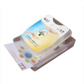 自动弹出便签盒 便签纸 广告促销礼品 LOGO定制 展销会赠品 展览