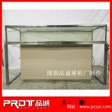 不锈钢展柜 香港鑫坤珠宝展柜设计定制 木质展柜