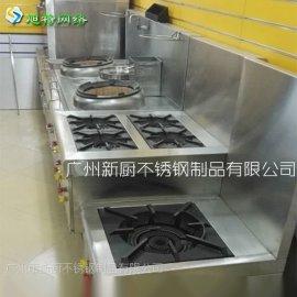 白云厨房通风工程 白云面包柜生产商