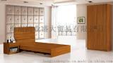 簡約家具實木牀牀頭櫃衣櫃板式家具