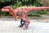 恐龙道具|仿真恐龙表演服厂家