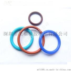 橡胶厂家提供o型圈沟槽设计 供应o形圈制品/橡胶厂供应 o圈氟橡胶 机械强度高 颜色可定制 /