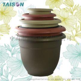 泰臣花盆承接注塑加工开模塑胶模具加工批量注塑塑胶产品注塑加工