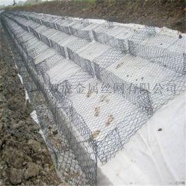 乌鲁木齐石笼网箱 格宾网箱 河道石笼网厂家