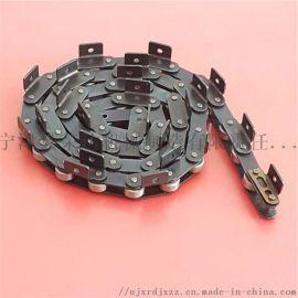 carrier chain 单耳外片单孔滚子链条