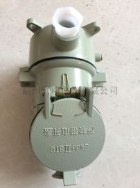 AC防爆插头插座连接器300A/400V