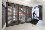 铝穿孔网板生产厂家/金属穿孔网板应用