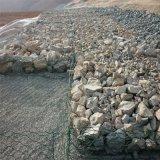 广西生态格网固滨笼 5%铝锌丝格宾网箱 生态石笼网
