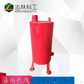 瓦斯抽放管路手动立式放水器 矿用手动放水器厂家