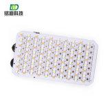 RGB可調LED補光燈控制板方案