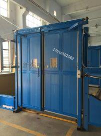 矿用防水防火密闭门的优势和注意事项
