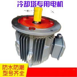 皮帶減速電機 YSCL200L2-6/22KW