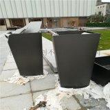 廠家供應園林組合花盆不鏽鋼創意花箱