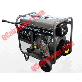 10KVA开架式柴油发电机组