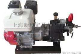 移动消防隔膜泵组汽油机水泵