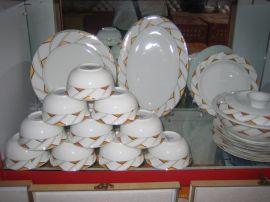 供应定制加字餐具 陶瓷餐具 骨瓷餐具 高白瓷餐具 青花瓷餐具