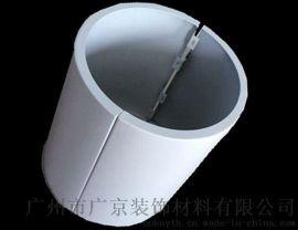 热转印木纹包柱铝单板-氟碳包柱铝板
