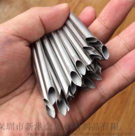 304不锈钢管 精密毛细管加工 无毛刺切割