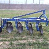 农用圆盘犁后置悬挂425型号 耕作圆盘犁4盘圆盘犁