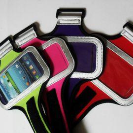 臂带 厂家供应护睕臂带运动跑步音乐臂包 运动腰包来样加工定制