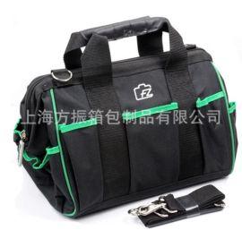 专业定制多功能电工工具包 工厂生产订做牛津布礼品广告箱包袋