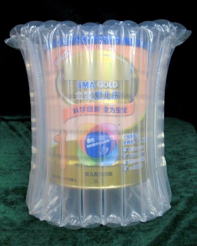 和潤 氣柱袋 奶粉氣柱袋10柱充氣袋空氣袋緩衝空氣袋防爆防震包裝氣泡袋氣柱