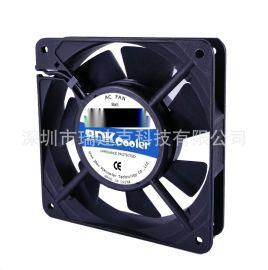 供應12025滾珠散熱風扇 軸流風扇220V尺寸120*120*25MM行業領先
