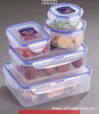 微波爐圓形飯盒 糖果盒  透明塑料盤 塑料罐