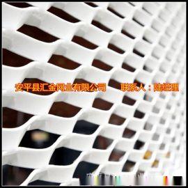 涂塑钢板网生产厂家,绿色喷塑钢板网护栏
