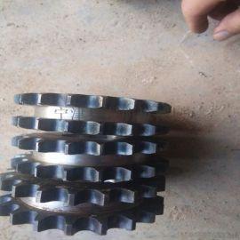 耐腐蚀不锈钢齿轮 非标准链轮 机械传动链轮