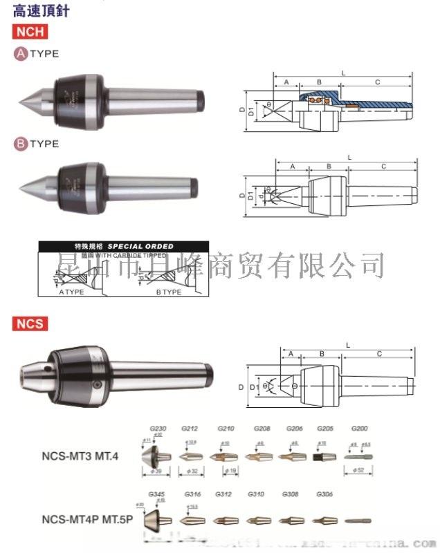 LI-HSUN臺灣麗勳高速頂針NCH-MT.5AT