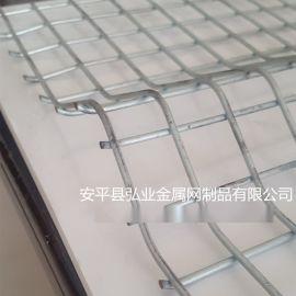 专业铁丝网制造,折弯电焊网片,镀锌方眼网