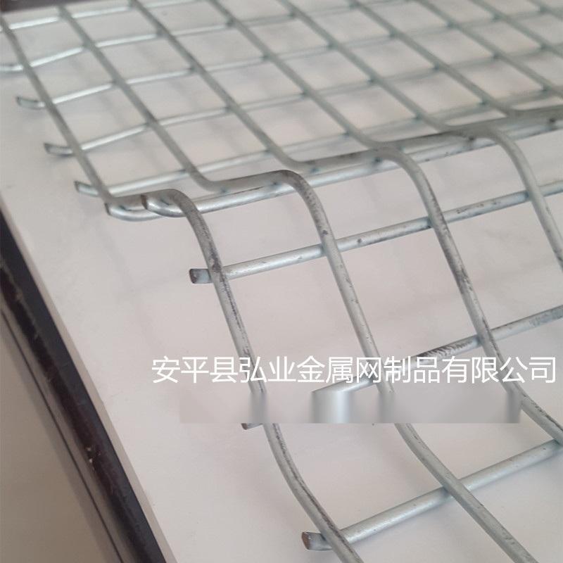 專業鐵絲網製造,折彎電焊網片,鍍鋅方眼網