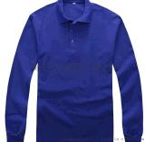 上海红万服饰长袖T恤衫 工作服长袖T恤衫