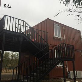 厂家直供 集装箱房 住人集装箱 活动房 定制改造