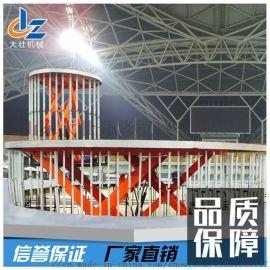 电动升降旋转舞台移动遥控舞台旋转机方形圆形定制舞台升降机