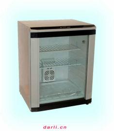 酒店半导体玻璃门冰箱