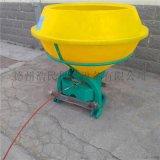 大容量单桶塑料桶1000公斤悬挂撒肥机施肥器肥料