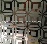 不锈钢镜面蚀刻花纹板