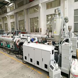 20~40PVC塑料电力护套管挤出设备