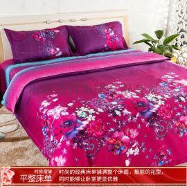 工厂直销纯棉高支高密床上用品四件套