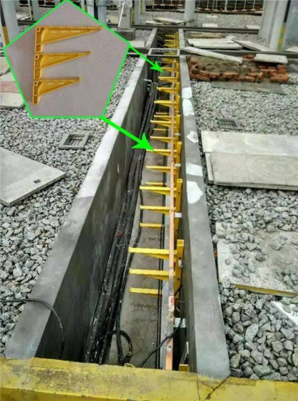 模压电力电缆支架 玻璃钢支架质优价廉