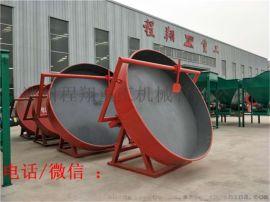 广东小型鸡粪有机肥生产线,猪粪有机肥生产线圆盘造粒机