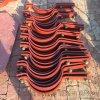 02S402标准水平支座 管道固定管夹焊接鞍式支座