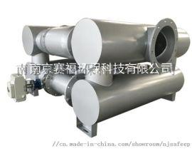 环保检测100%合格发电机组尾气净化器
