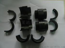 可打開式三通接頭尼龍PA材質  低價現貨銷售