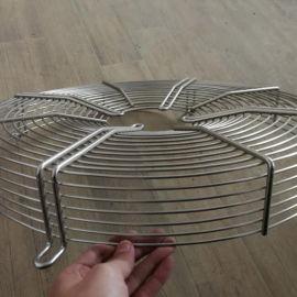 采暖热能泵防护网罩-冷风机网罩-高铁空调风机罩