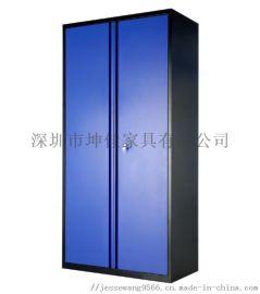 加厚钢制文件铁皮柜储物收纳柜